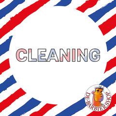 Beard Cleaning