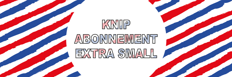 Knipabonnement-Mini