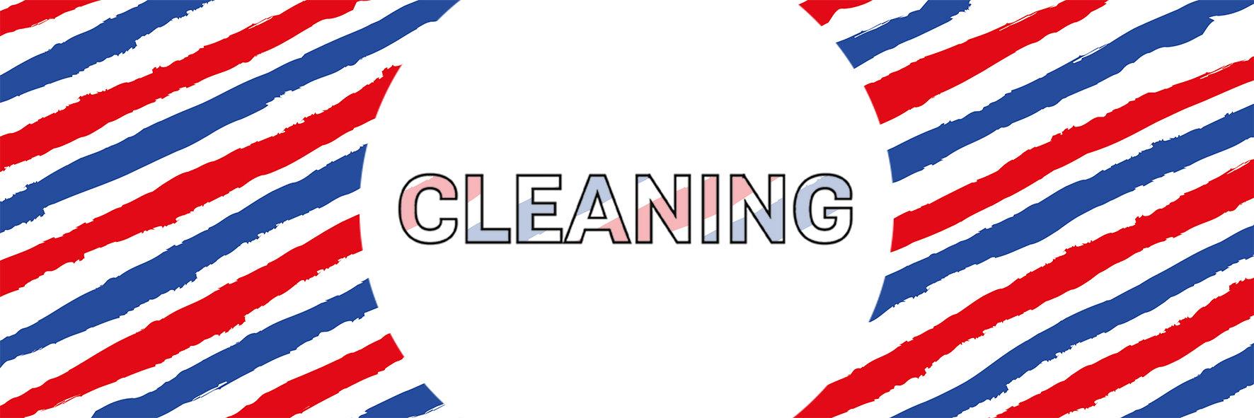 Beard-Cleaning