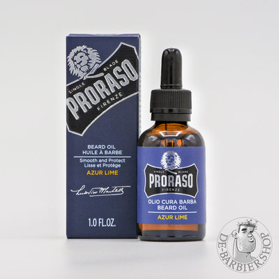 "Proraso ""Azur Lime Beard Oil"""