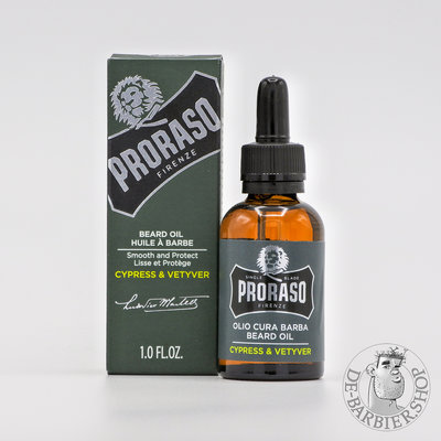 "Proraso ""Cypress & Vetyver Beard Oil"""