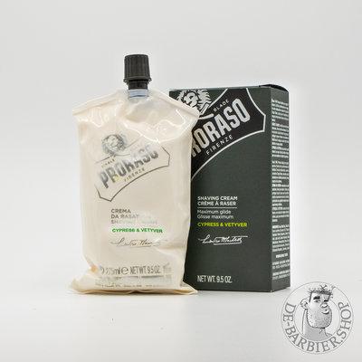 """Proraso """"Cypress & Vetyver Shaving Cream"""""""