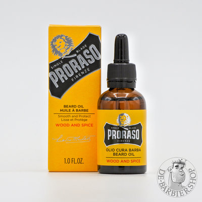 "Proraso ""Wood & Spice Beard Oil"""