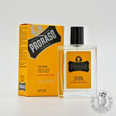 """Proraso """"Wood & Spice Cologne"""""""