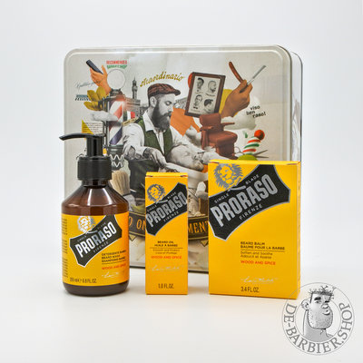 "Proraso ""Wood & Spice Cadeau Box"""