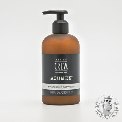 "American Crew AcuMen ""Invigorating Body Wash"""