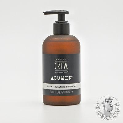 "American Crew AcuMen ""Daily Thickening Shampoo"""