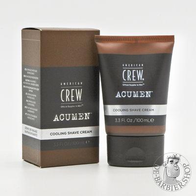 """American Crew AcuMen """"Cooling Shave Cream"""""""