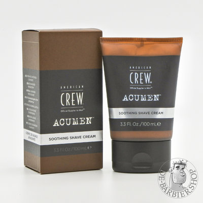 "American Crew AcuMen ""Soothing Shave Cream"""