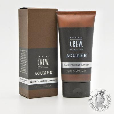 "American Crew AcuMen ""Clay Exfoliating Cleanser"""