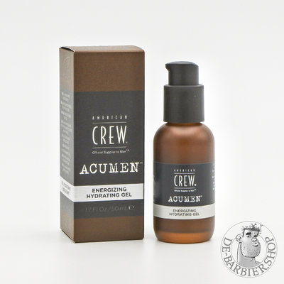 """American Crew AcuMen """"Energizing Hydrating Gel"""""""